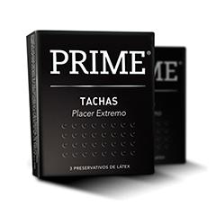 Preservativo Prime Tachas 3 U