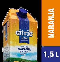 Jugo Citric Naranja 1500 ml