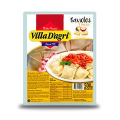 Ravioles Villa D'agri  4 Quesos 500 g