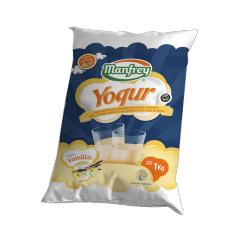 Yogur Entero Bebible Vainilla Fortificado Vitamina A Y D 1 Kg