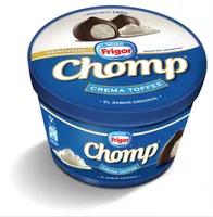 Helado Frigor Chomp Crema Toffee 160 g
