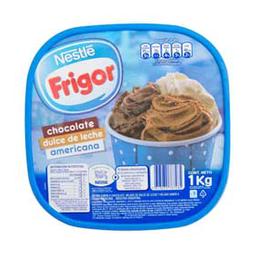 Helado  Frigor Ddl+Crema+Choc x 1 Kg