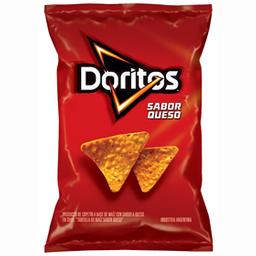 Snack  Doritos Queso x 60 G