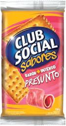 Galletita  Club Social Jamon x 42 G