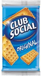 Galletita  Club Social Original x 43 G