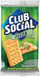 Galletita  Club Social Pizza x 42 G