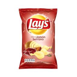 Snack  Lays Medit Jamon Serrano x 95 G