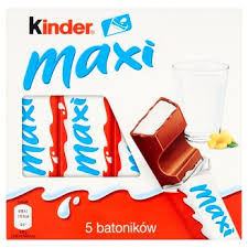 Chocolate  Kinder Maxi x 21 G