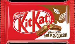 Chocolate Nestle Kit Kat Galleta Bañada de Chocolate 45 g