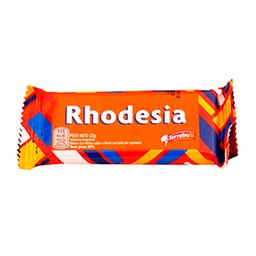 Oblea  Terrabusi Rhodesia x 22 G