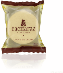 Alfajor  Cachafaz Maicena x 76 G
