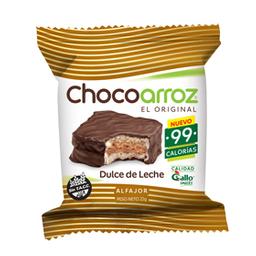 Alfajor  Chocoarroz Negro de Ddl x 1 U