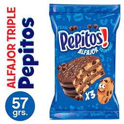 Alfajor  Pepitos Pepitos x 57 G