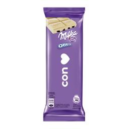 Chocolates Milka Oreo Blanco 55 g