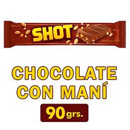 Chocolate  Shot Bloq C Mani x 90 G