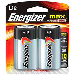 Pila Energizer Max D E95