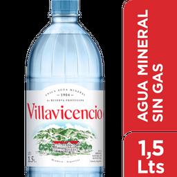 Agua  Villavicencio Sin Gas x 1.5 L