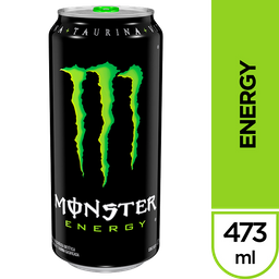 MONSTER ENERGY LATA 473 ML