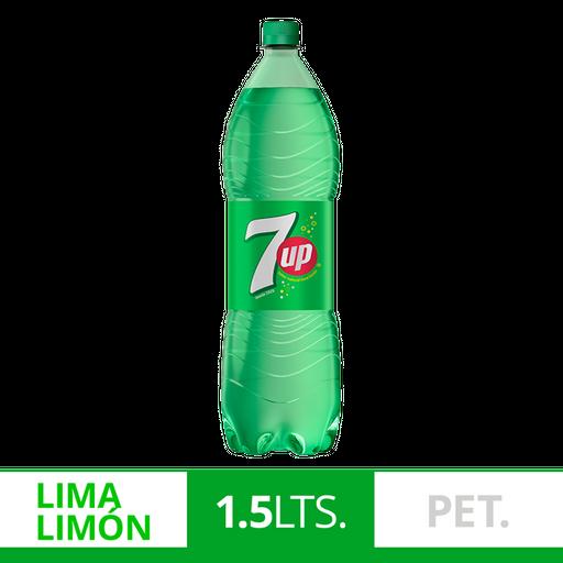 7 Up 7Up Lima Limón 1,5L