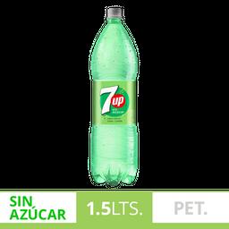 7 Up Gaseosa Sin Azúcar