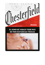 Cigarrillos Chesterfield Red King Size 15 U
