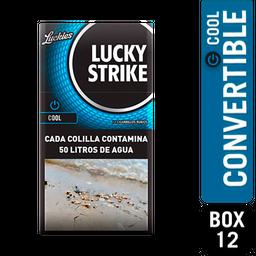 Lucky Strike Convertible Box 12