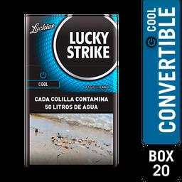 Lucky Strike Convertible Box 20