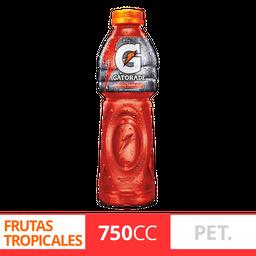 Isotónicas Gatorade Frutas Tropicales 750Ml