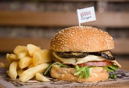 Deli Veggie Burger
