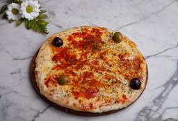 Pizza Pícola de Mozarella