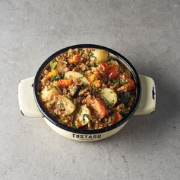Bowl Veggie Roast