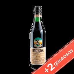 Combo Fernet 750 + 2 Coca Colca 2,25
