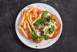 Pizzanesa Caprese