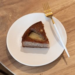 Torta  Vegan de Peras y Banana