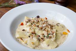 Ravioles de Espinaca & Pollo