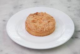 Tartelette de Crumble de Manzana