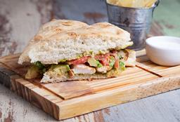 Sándwich de Pechuga de Pollo