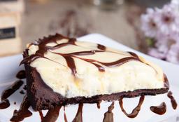 Torta Maracuyá con Chocolate