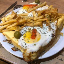 Sándwich Mexicano X 2