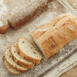 Pan con Olivas