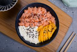 Salad Salmón, Mango & Phila