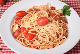 Spaghetti Alla Diavolo