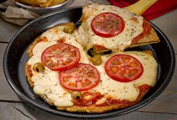 Mila Pizza Napolitana + Papas Fritas - 2 Personas