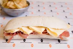 Sándwich Estilo Italiano