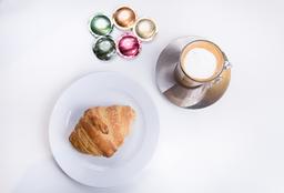 1 Croissant + Lungo