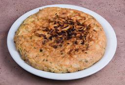 Tortilla de Papa, Queso & Cebolla