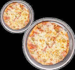 2x1 en Pizza de Jamón