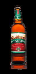 Cerveza Patagonia Amber 710 cc