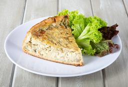 Tarta de Queso & Cebolla