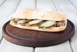 Sándwich Gourmet Braseado